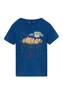 LA MINIATURA Lion Tree t-shirt 2-14 years