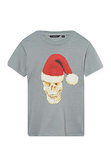 LA MINIATURA Bad santa t-shirt 2-14 years