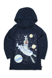 LA MINIATURA Long-sleeved hoody 4-14 years