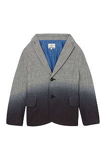 LA MINIATURA Dip-dye suit jacket 2-14 years