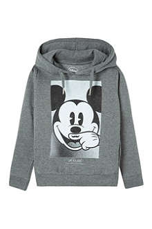 ELEVEN PARIS Mickey Mouse hoody 4-14 years