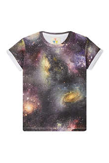 ELEVEN PARIS Kanye West space t-shirt 4-14 years