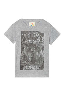 ELEVEN PARIS Tiger t-shirt 4-14 years