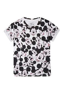 ELEVEN PARIS Mickey Mouse t-shirt 4-14 years