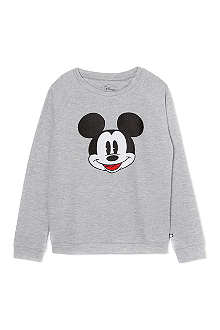 ELEVEN PARIS Fiona Mickey Mouse jumper 4-14 years