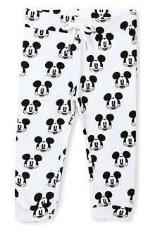 ELEVEN PARIS Mickey Mouse jogging bottoms 4-14 years