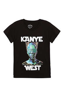 ELEVEN PARIS Kanye West t-shirt 4-14 years