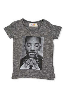 ELEVEN PARIS Will Smith t-shirt 4-14 years