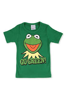 LOGOSHIRT Kermit Go Green t-shirt 18 months - 12 years