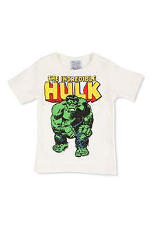 LOGOSHIRT The Hulk t-shirt 18 months - 12 years