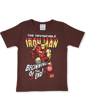 LOGOSHIRT Ironman t-shirt 18 months - 12 years