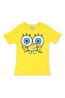 LOGOSHIRT Spongebob t-shirt 18 months - 12 years