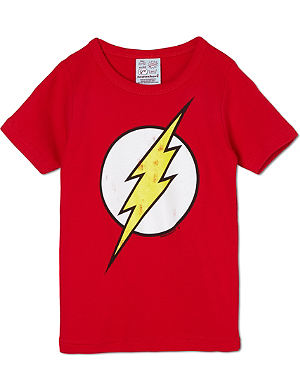 LOGOSHIRT Flash logo t-shirt 18 months -12 years
