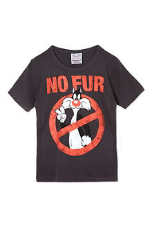 LOGOSHIRT No Fur t-shirt 18 months-12 years
