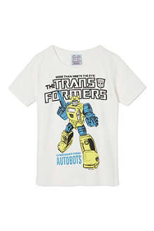 LOGOSHIRT Transformers t-shirt 18 months-12 years