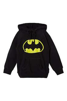 LOGOSHIRT Batman logo hoodie 18 months-12 years