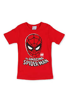 LOGOSHIRT Spiderman t-shirt 18 months - 12 years