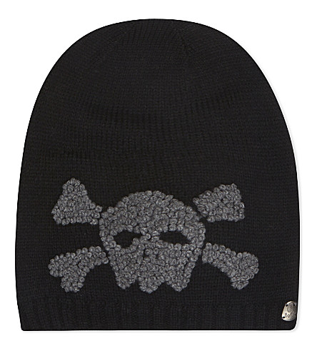 BARTS BV Baddy star beanie 4-8 years (Black