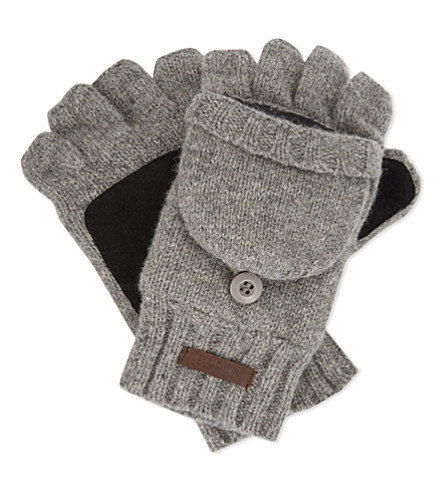 BARTS BV Haakon wool gloves 4-10 years (2