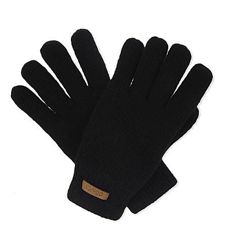 BARTS BV Haakon wool gloves 4-10 years (1