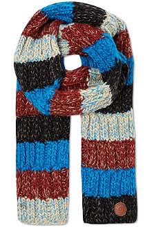 BARTS BV Wilhelm stripe scarf