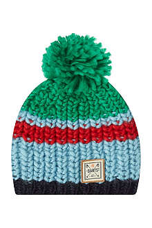 BARTS BV Colton stripe beanie 4-8 years