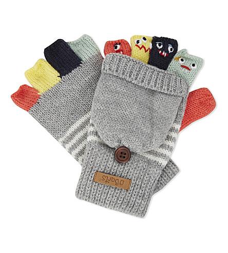 BARTS BV Puppet fingerless gloves 4-8 years (2