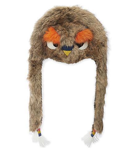 BARTS BV Grover Owl trapper hat (9