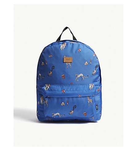 BARTS BV Dolphin backpack (Blue
