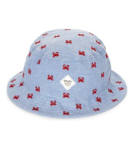 BARTS BV Aquatic cotton bucket hat