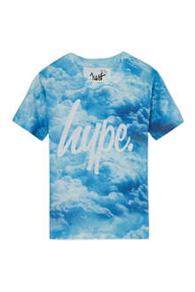 HYPE Cloud t-shirt 5-13 years