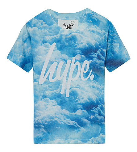 HYPE Cloud t-shirt 5-13 years (Oasis