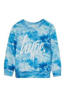 HYPE Cloud sweatshirt 5-13 years