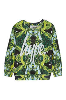 HYPE Spotflower sweatshirt 5-13 years