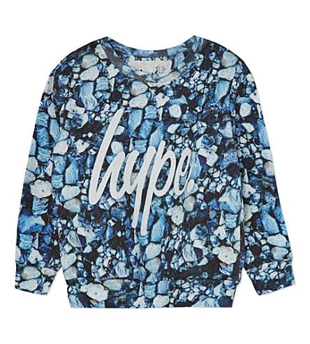 HYPE Pebble sweatshirt 5-13 years (Pebble