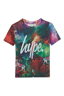 HYPE Space t-shirt 5-13 years