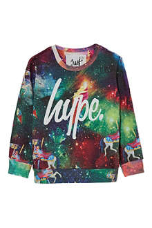 HYPE Space sweatshirt 5-13 years