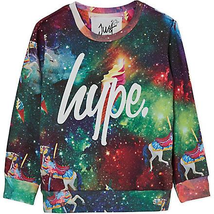 HYPE Space sweatshirt 5-13 years (Wonderland
