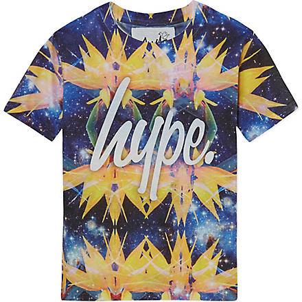 HYPE Paradise t-shirt 5-13 years (Paradise