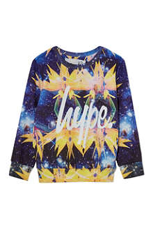 HYPE Paradise sweatshirt 5-13 years