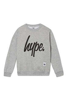 HYPE Logo-print sweatshirt 5-13 years