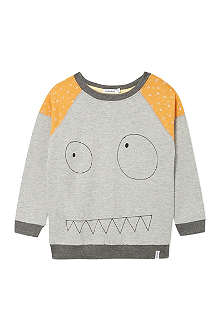 INDIKIDUAL Face print sweatshirt 2-7 years