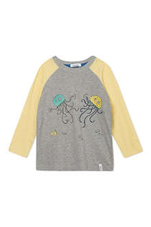 INDIKIDUAL Jelly fish top 2-7 years