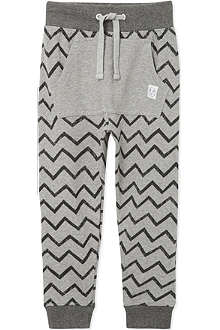INDIKIDUAL Zig zag jogging bottoms 2-7 years
