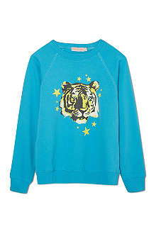 DANDY STAR Tiger sweatshirt 1-12 years