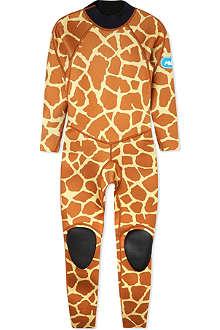 SALTSKIN Giraffe wetsuit 3-12 years