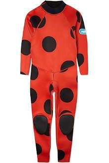 SALTSKIN Ladybird wetsuit 3-12 years