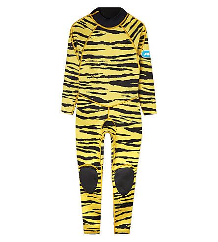 SALTSKIN Tiger wetsuit 3-12 years (Tiger