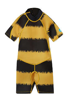 SALTSKIN Shorty bee wetsuit 2-12 years