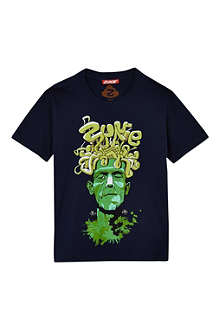 ZUKIE Frank print t-shirt 2-16 years